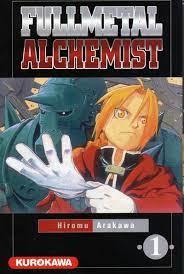 FullMetal Alchemist dans Livre index6